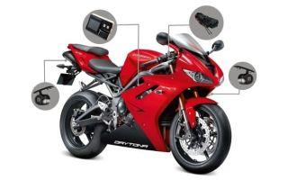 Как выбрать видеорегистратор для мотоцикла