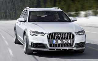 Audi A6 Allroad Quattro 2018 года: цены, фото, характеристики