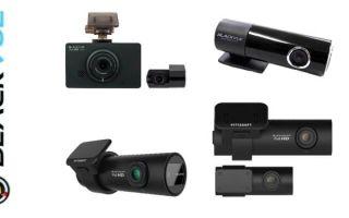 Видеорегистраторы Blackvue достойны стоять в премиум автомобилях
