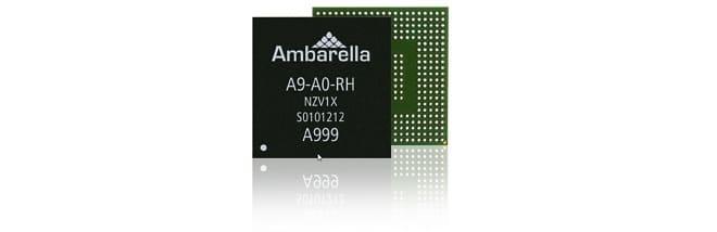 Процессор Ambarella серии A9