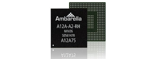 Процессор Ambarella Серия A12 A