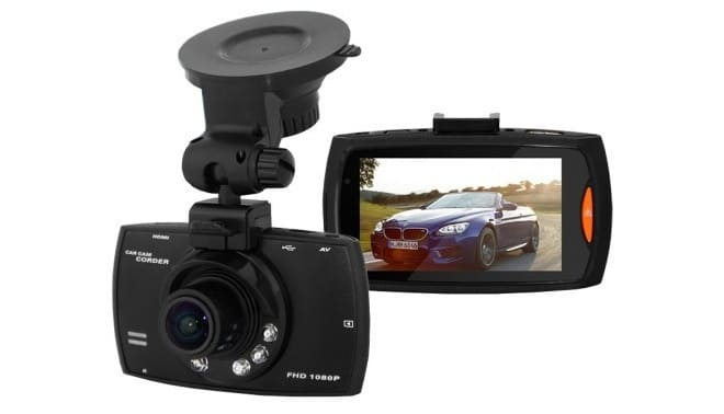 Видеорегистратор Car Camcorder G30