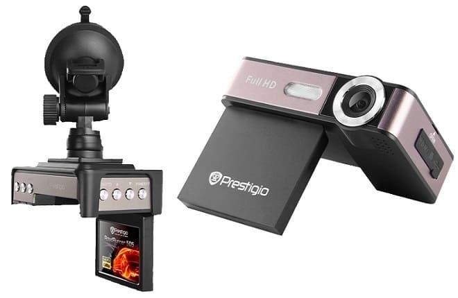 Видеорегистратор Prestigio RoadRunner 505