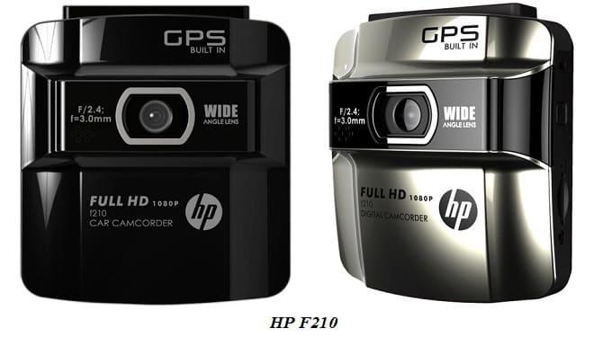 Видеорегистратор HP F210