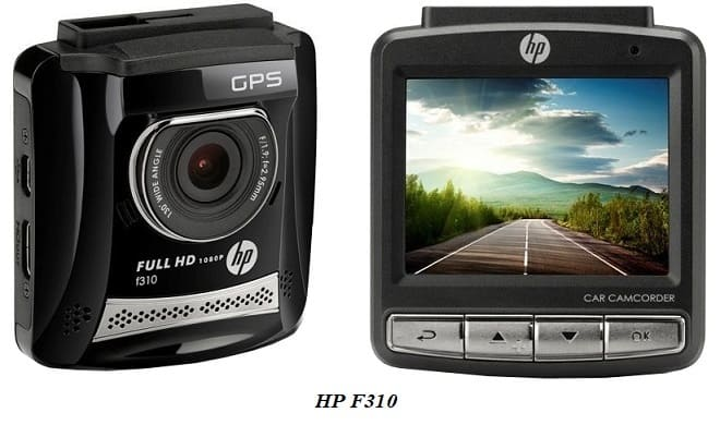 Видеорегистратор HP F310