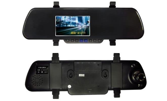 Видеорегистратор-зеркало Car DVR Mirror