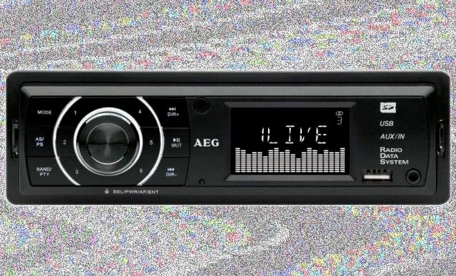 Радиопомехи в автомобиле
