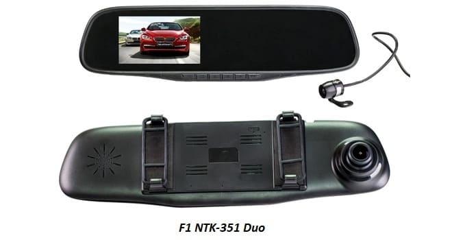 Видеорегистратор F1 NTK-351 Duo
