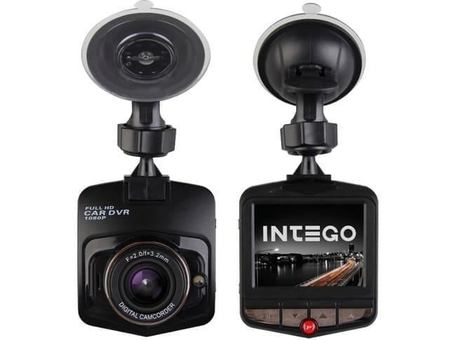 Видеорегистратор Intego vx 240fhd