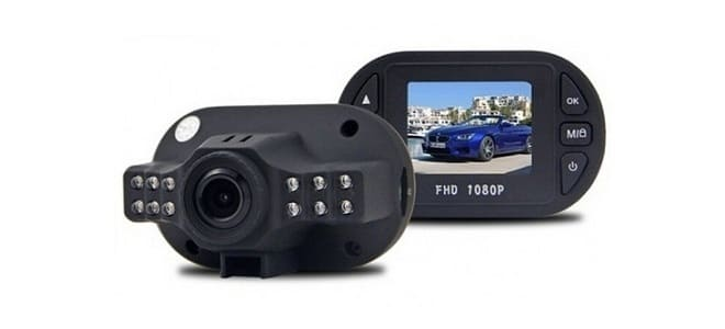 Видеорегистратор Subini DVR-H4000