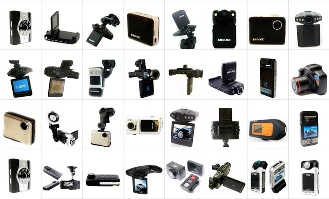 Обзор видеорегистраторов