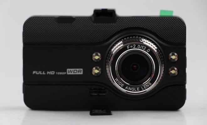 Описание видеорегистратора FULL HD 1080 p с функцией WDR