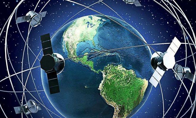 Сеть спутников