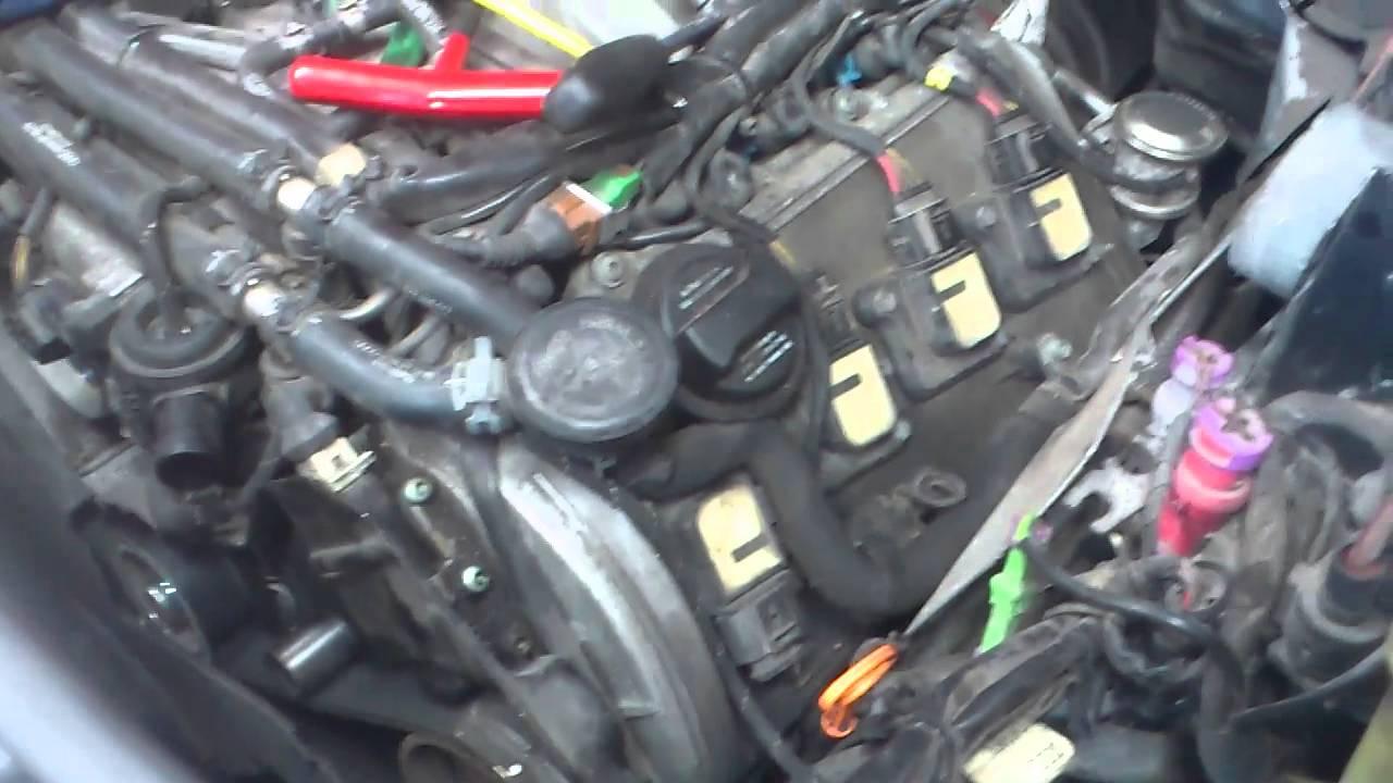 audi a6 двигатель