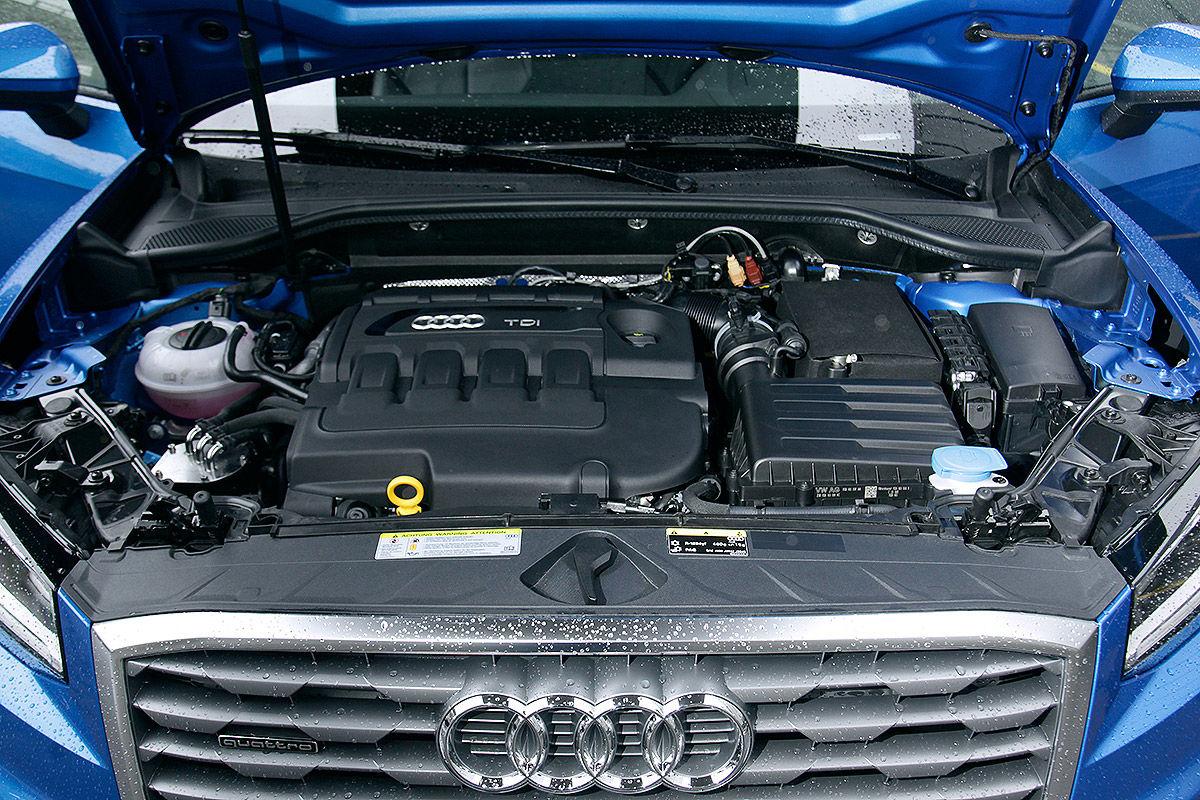 audi q2 2.0 tfsi engine