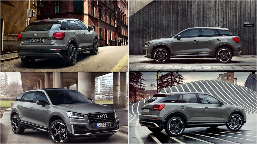 Audi Q2 2018 базовая версия