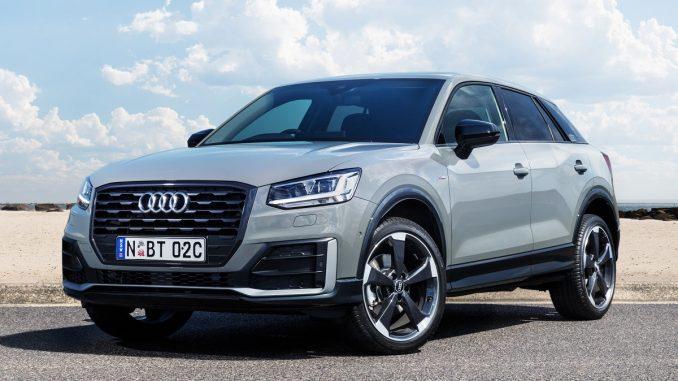 Audi Q2 2018 года: цены и начало продаж в России, тест-драйв, характеристики