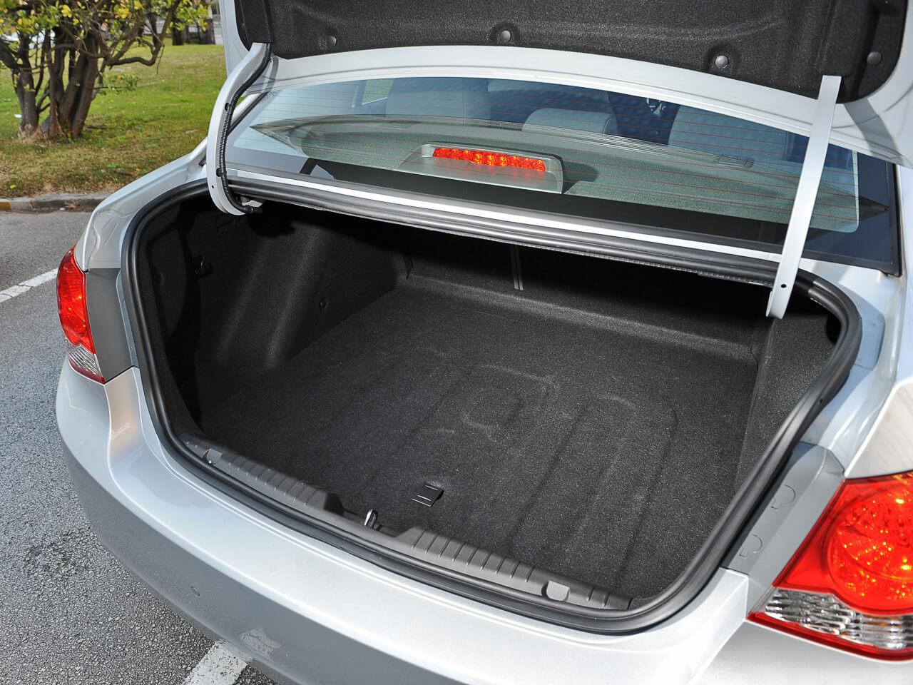 багажник шевроле круз седан