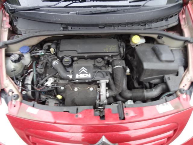 citroen c3 diesel motor