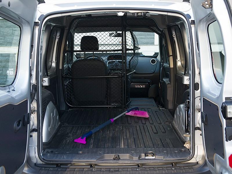 kangoo багажник