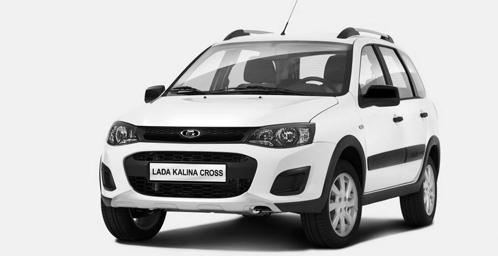 Lada Kalina Cross 2018