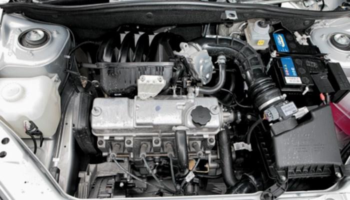 лада калина кросс двигатель