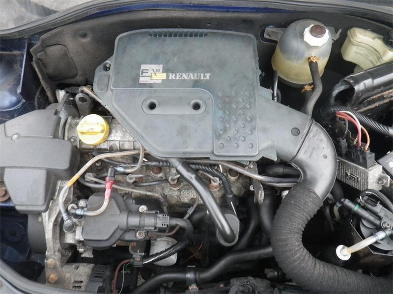 renault kangoo diesel engine