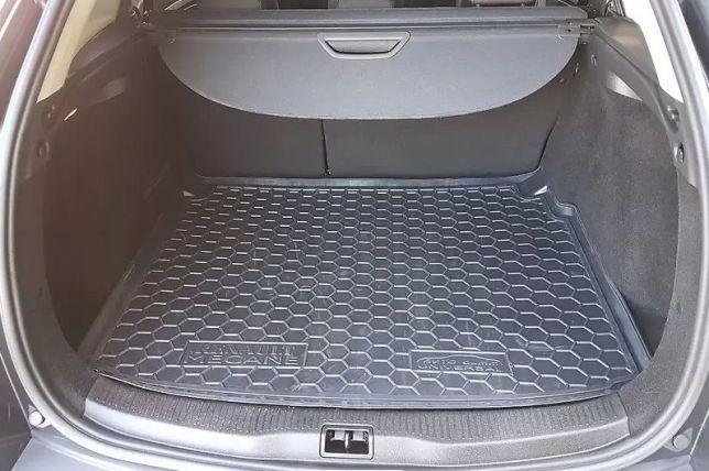 renault megane багажник