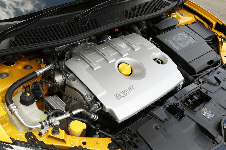 renault megane двигатель