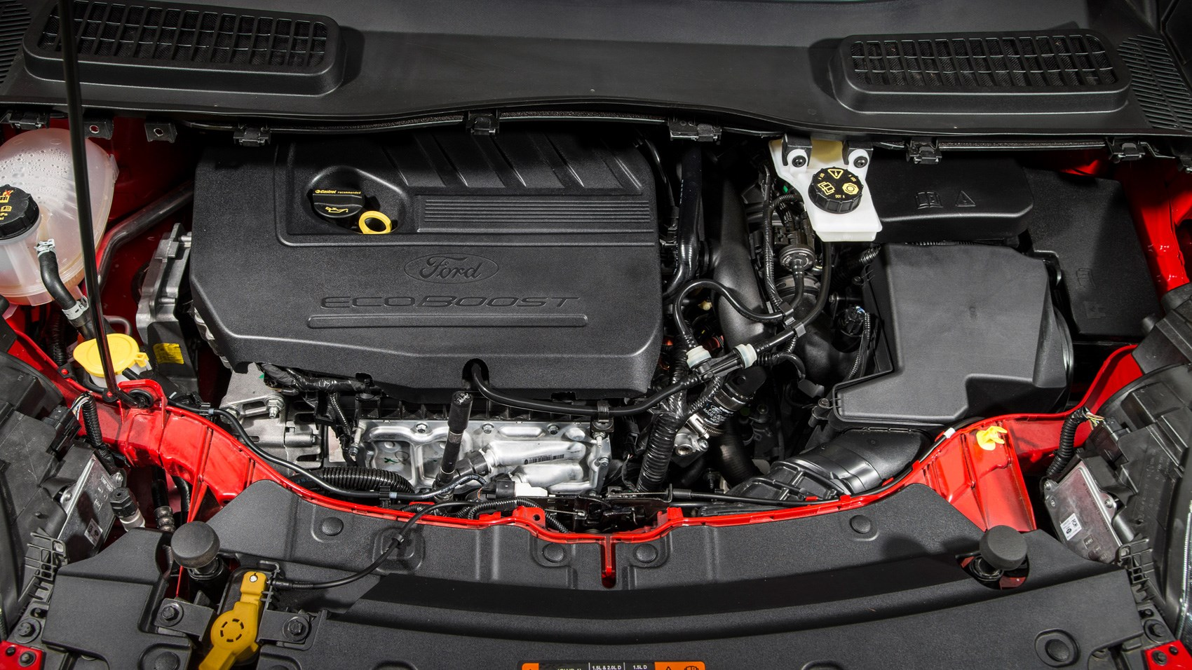 ford kuga engine