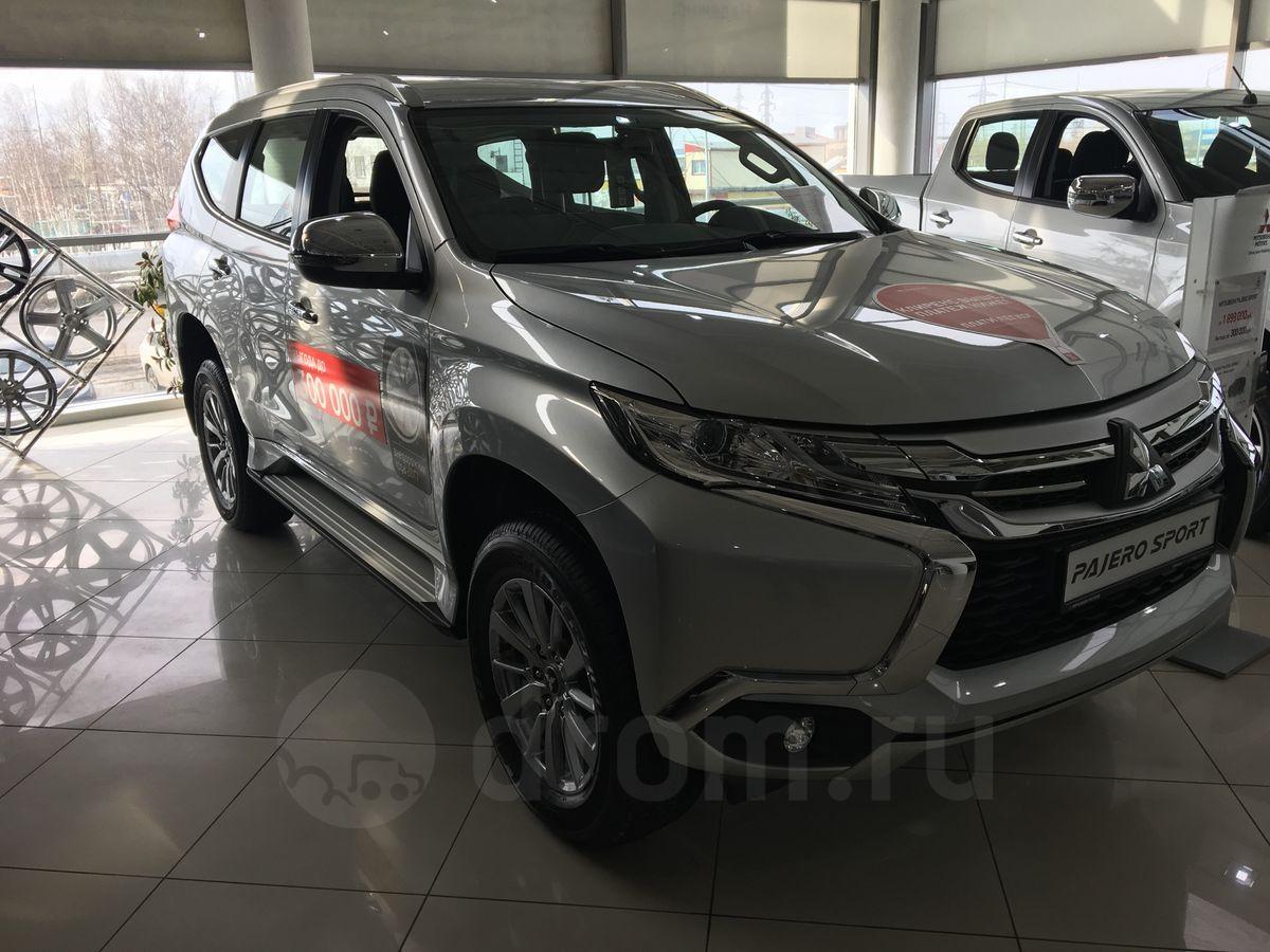 Mitsubishi Pajero Sport базовый