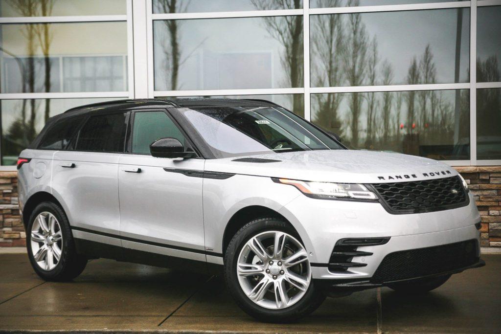 Range Rover Velar дизайн