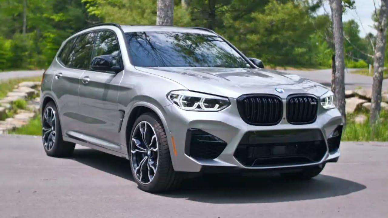 BMW X3 дизайн