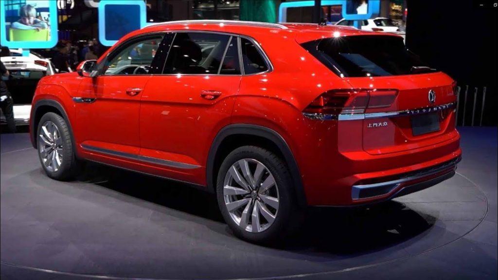 Volkswagen Teramont экстерьер