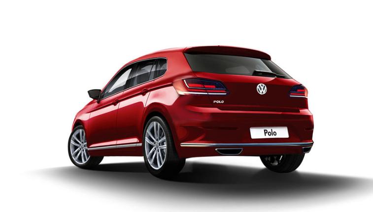 Volkswagen Polo дизайн