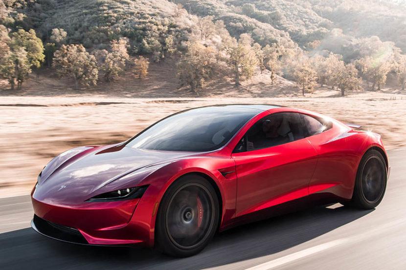 Tesla Roadster 2 2020