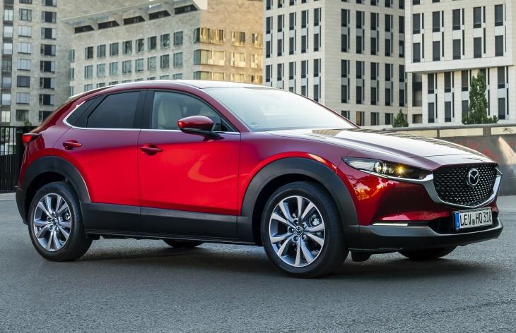 Mazda CX 7 дизайн