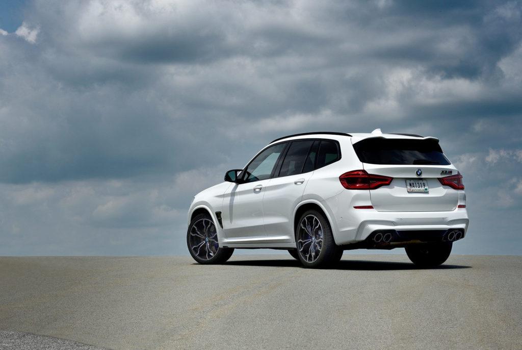 BMW X3 внешний вид