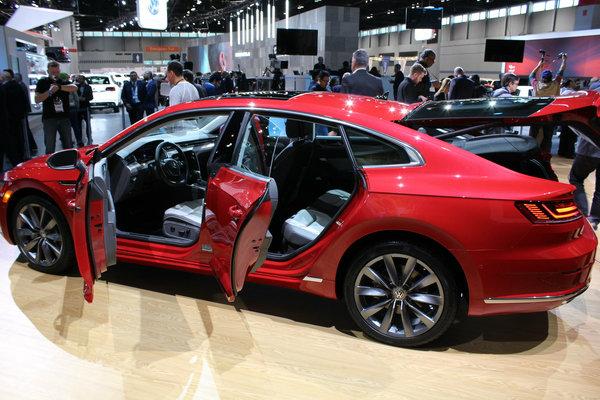 Volkswagen Passat b5 дизайн