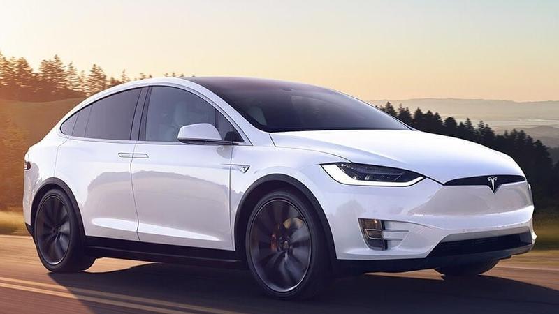 Tesla Model Y дизайн
