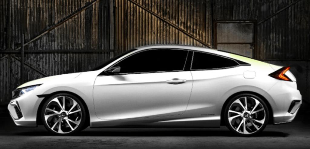 Honda Civic Hybrid экстерьер