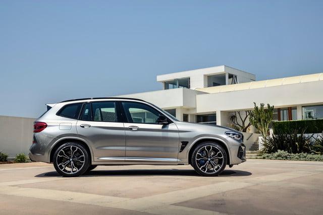 BMW X3 экстерьер