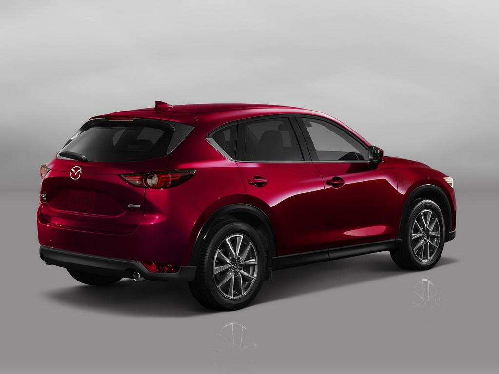 Mazda CX 7 экстерьер