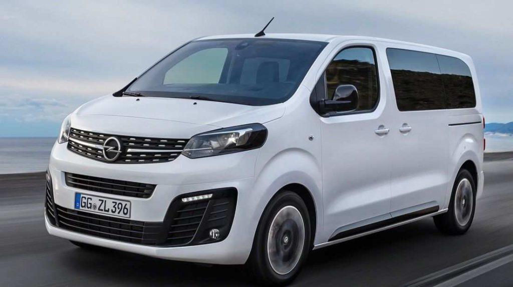 Opel Zafira Tourer 2020