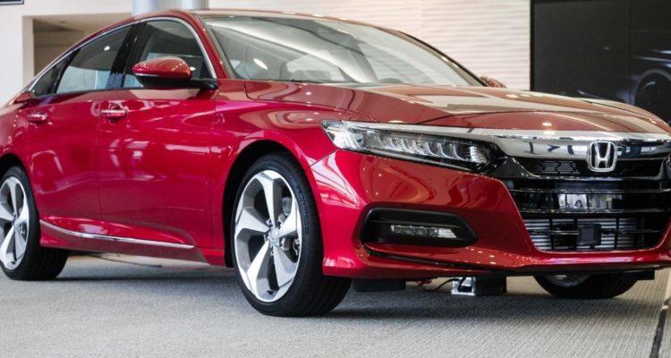 Honda Accord внешний вид