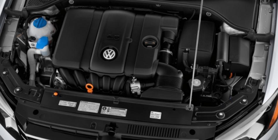 Volkswagen Tiguan технические характеристики