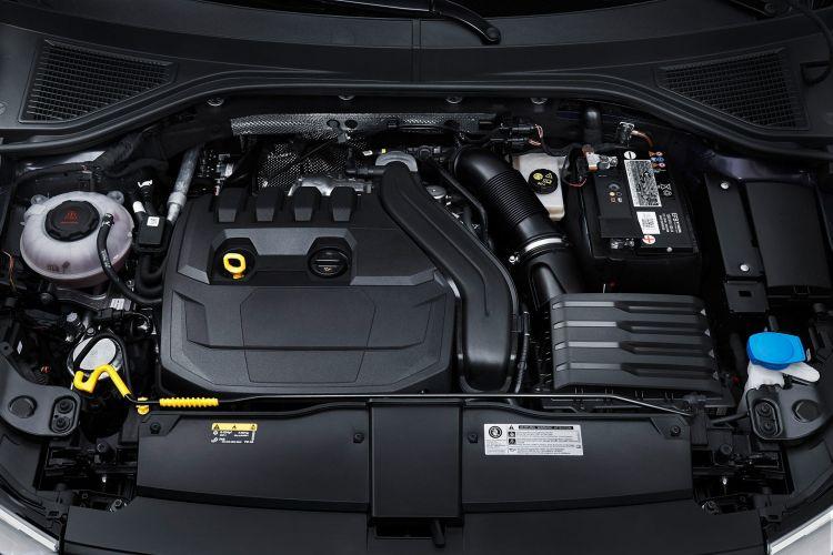 Volkswagen T Roc мотор