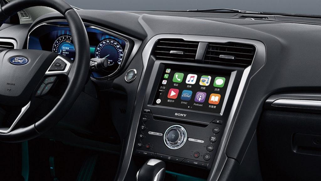 Ford Mondeo 5 управление
